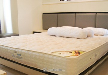 Cosmo Terrace - Thamrin City 2BR View City (Timur)