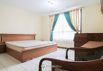 Red Top Apartment 2BR View City (Selatan)