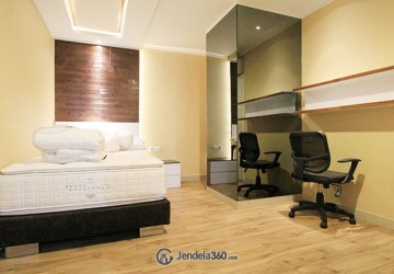 Sahid Sudirman Residence 3BR View City (Timur)