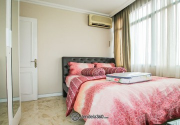 Fountain Park Apartment 3BR View City (Utara)