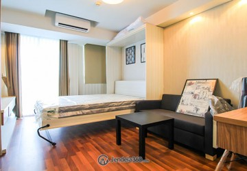 Springhill Terrace Residence Studio View City (Selatan)