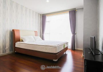 Central Park Apartment 2BR Fully Furnished