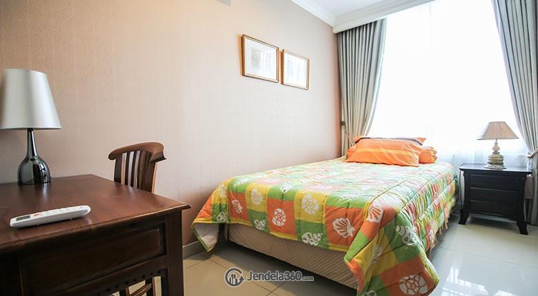 Bedroom Apartemen Kuningan City - Denpasar Residence