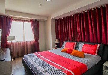 1 Park Residences 2BR View City (Barat)