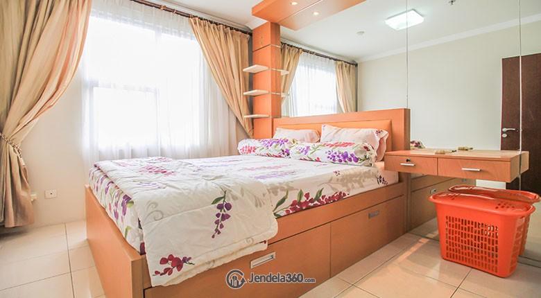 Bedroom Apartemen Casablanca Mansion