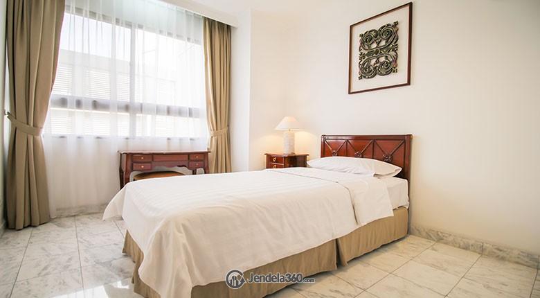 Bedroom Apartemen Menteng Regency