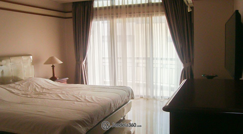 Bedroom Apartemen Somerset Grand Citra Kuningan