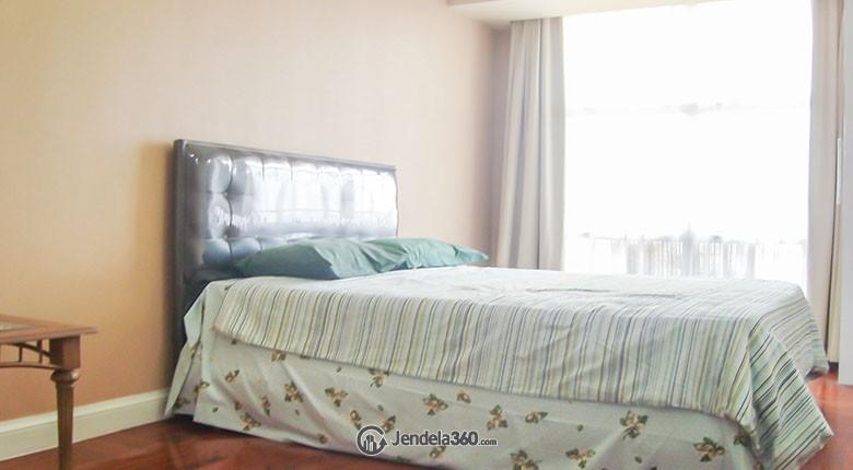 Bedroom Menteng Executive Apartment