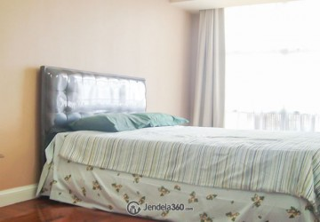 Menteng Executive Apartment 3BR Fully Furnished