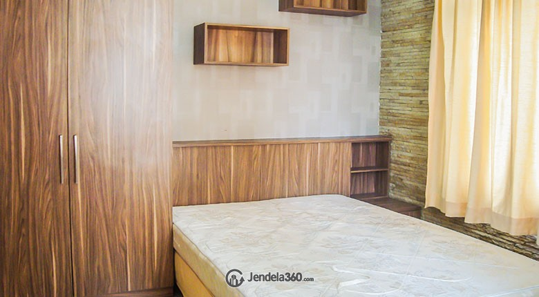 Bedroom Apartemen Beverly Tower Apartment