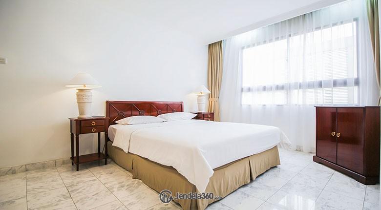 Bedroom Menteng Regency Apartment