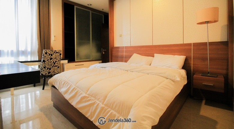 Bedroom Apartemen The Capital Residences