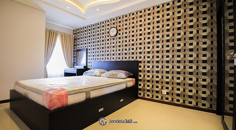 Bedroom Apartemen Condominium SeaView Pluit (GreenBay)