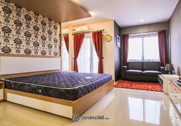 Taman Sari Semanggi Apartment Studio Fully Furnished