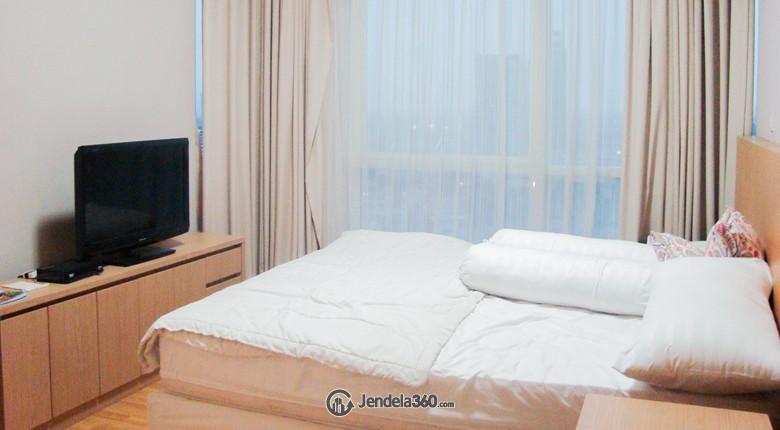 Bedroom Apartemen The Peak Apartment