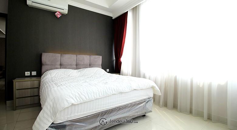 Bedroom Kuningan City-Denpasar Residence Apartment