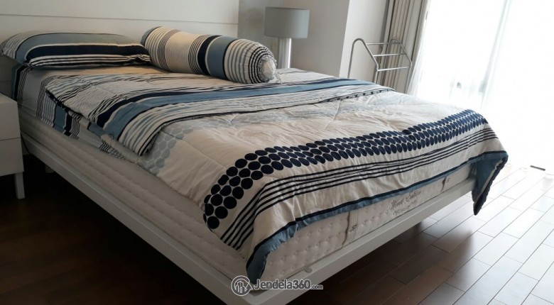 Bedroom Apartemen Verde Residence