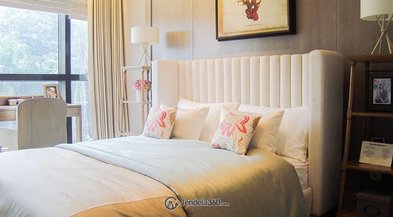 Bedroom 1 Park Avenue Apartment