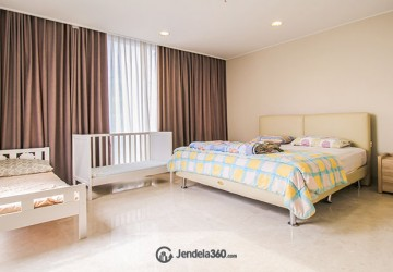 Ascoot Apartment 2BR View City (Selatan)