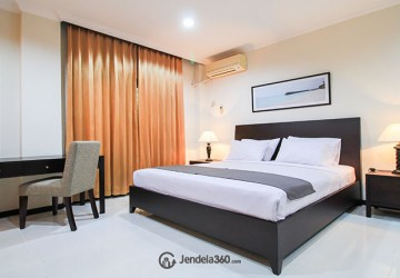 Sinabung Mansion Studio Fully Furnished