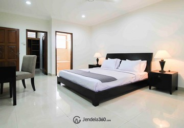 Sinabung Mansion 3BR Fully Furnished