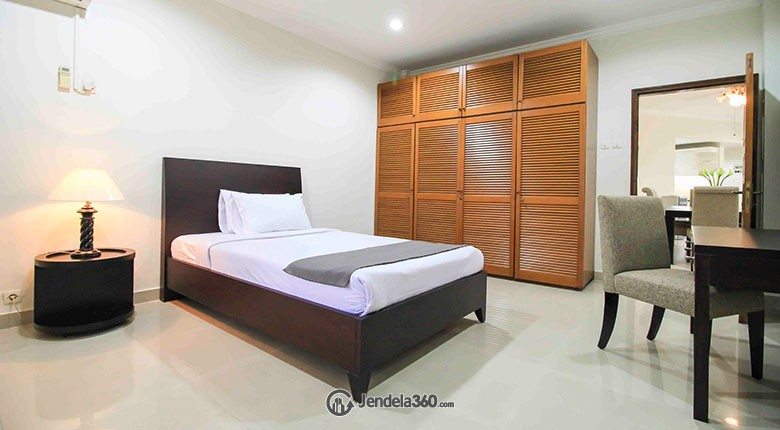 Bedroom Pakubuwono Mansion