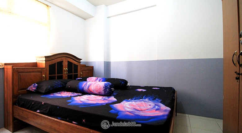 Bedroom Apartemen Kalibata City Apartment