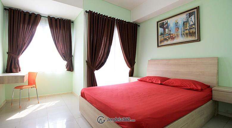 Bedroom Apartemen Cosmo Terrace