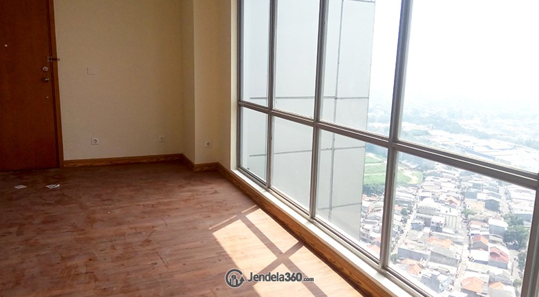 Bedroom Apartemen The Mansion Bougenville Kemayoran