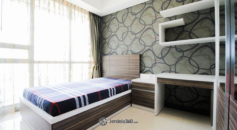 Bedroom Apartemen ST Moritz Apartment