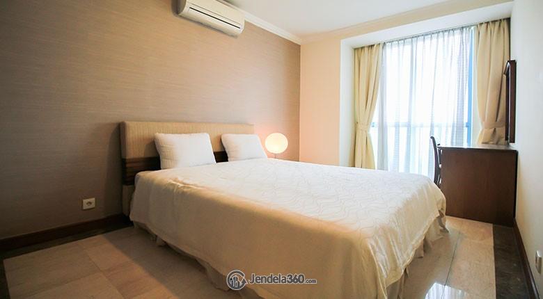 Bedroom Apartemen Casablanca Apartment