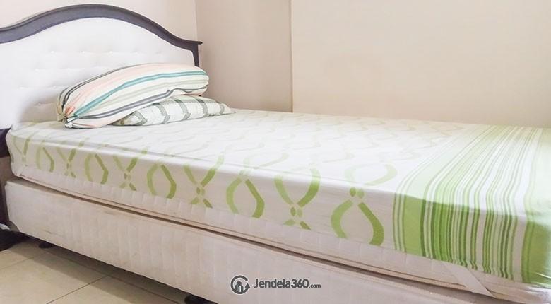 Bedroom Mediterania Boulevard Kemayoran Apartment