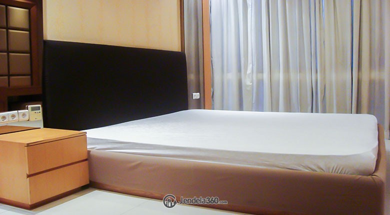 Bedroom Apartemen The Summit Apartment
