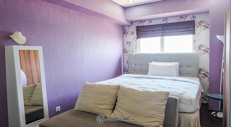 Bedroom Apartemen Aspen Residence Apartment