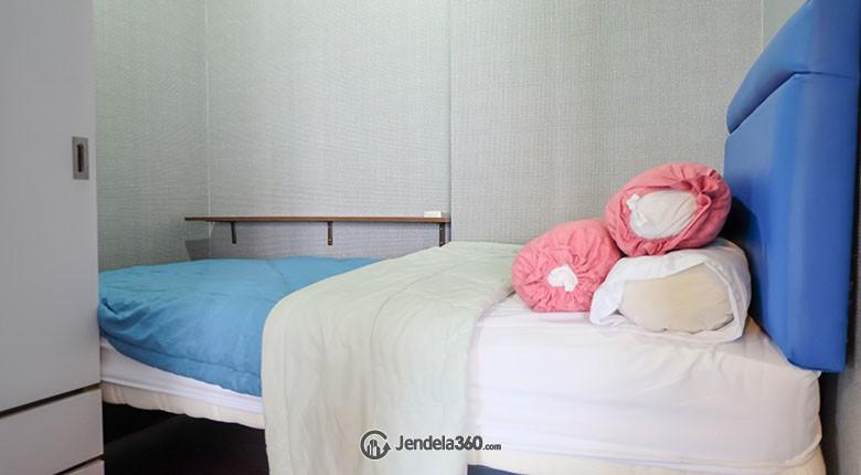 Bedroom Aspen Residence Apartment