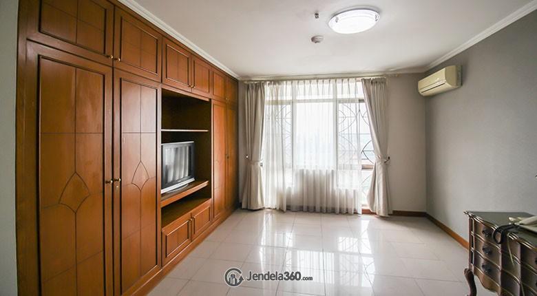 Bedroom Pondok Club Villa