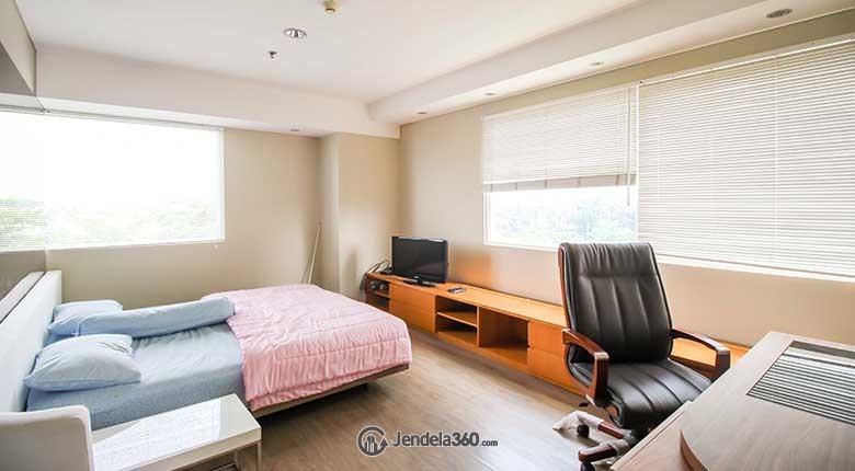 Bedroom 1 Park Residence