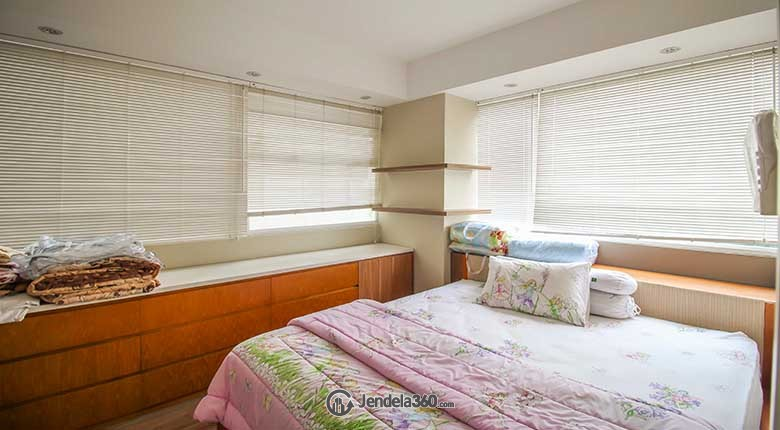 Bedroom 1 Park Residences