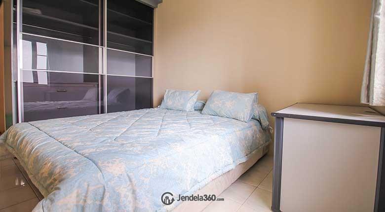 Bedroom Apartemen Puri Garden Apartment