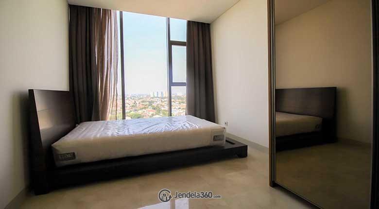Bedroom L'Avenue Apartment