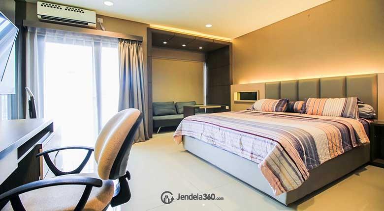 Bedroom Apartemen Taman sari Semanggi Apartment