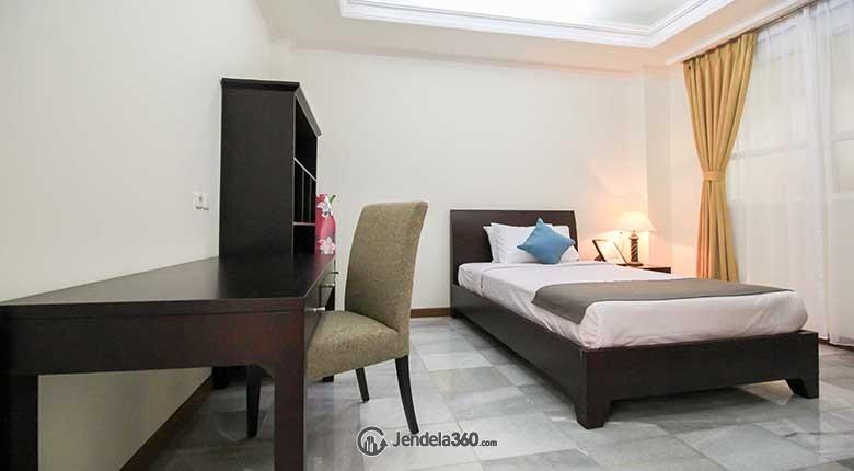 Bedroom Purnawarman Executive Mansion Apartment