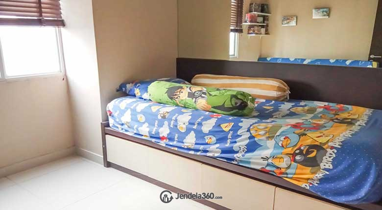 Bedroom Apartemen Westmark Apartment