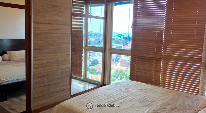 Bedroom Apartemen Puri Imperium Apartment