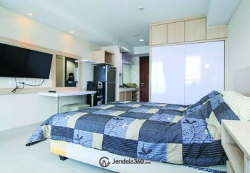 Springhill Terrace Residence 1BR View City (Selatan)