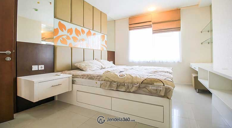 Bedroom Thamrin Executive Residence