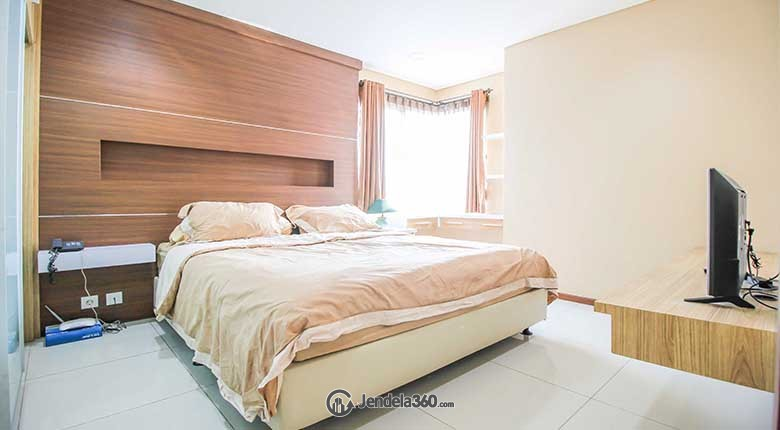 Bedroom Thamrin Executive Residence Apartment