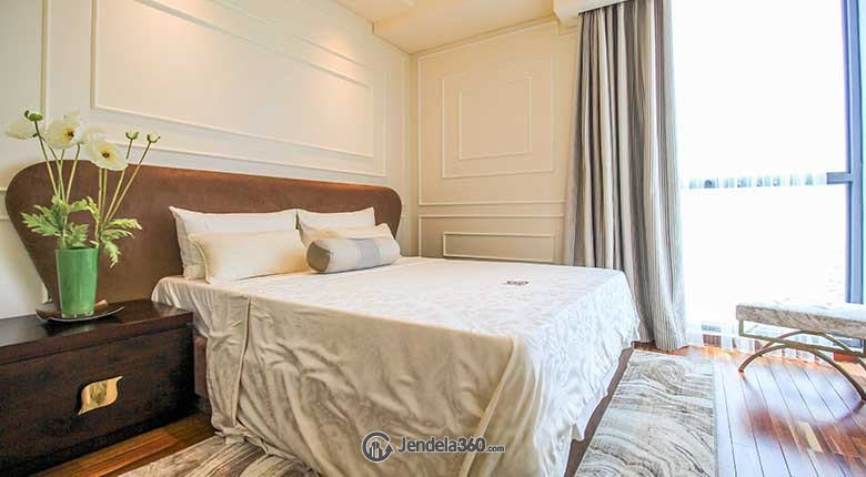 Bedroom Apartemen Wang Residences