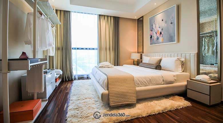 Bedroom Apartemen Wang Residences