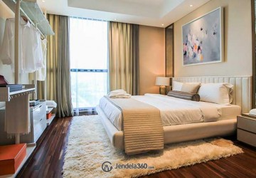Wang Residences 2BR View City (Selatan)